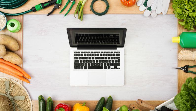 Ricardo Lop, de agricultor a vendedor online